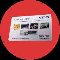 Lizenzkarte DLK Pro Smart TCO / DTCO 4.0
