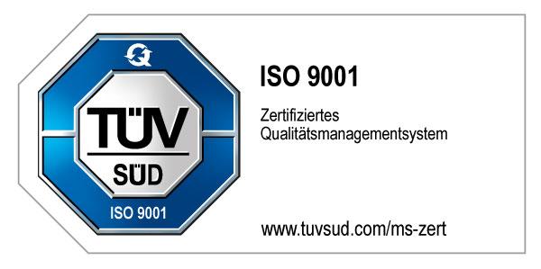 TÜV Certification Logo
